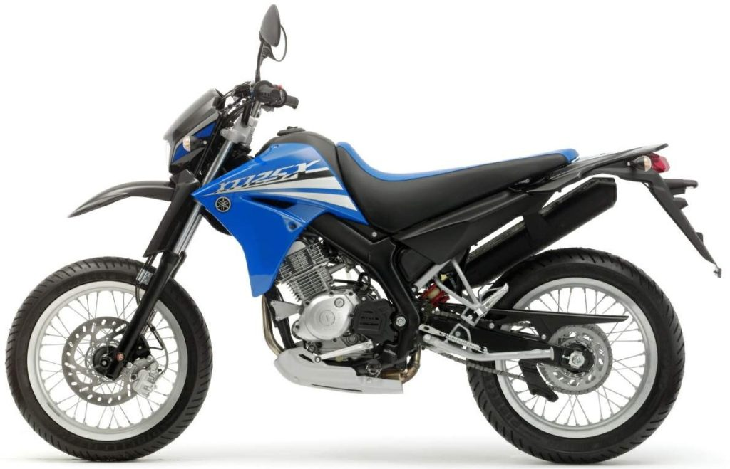 Yamaha XT125X 05. 1